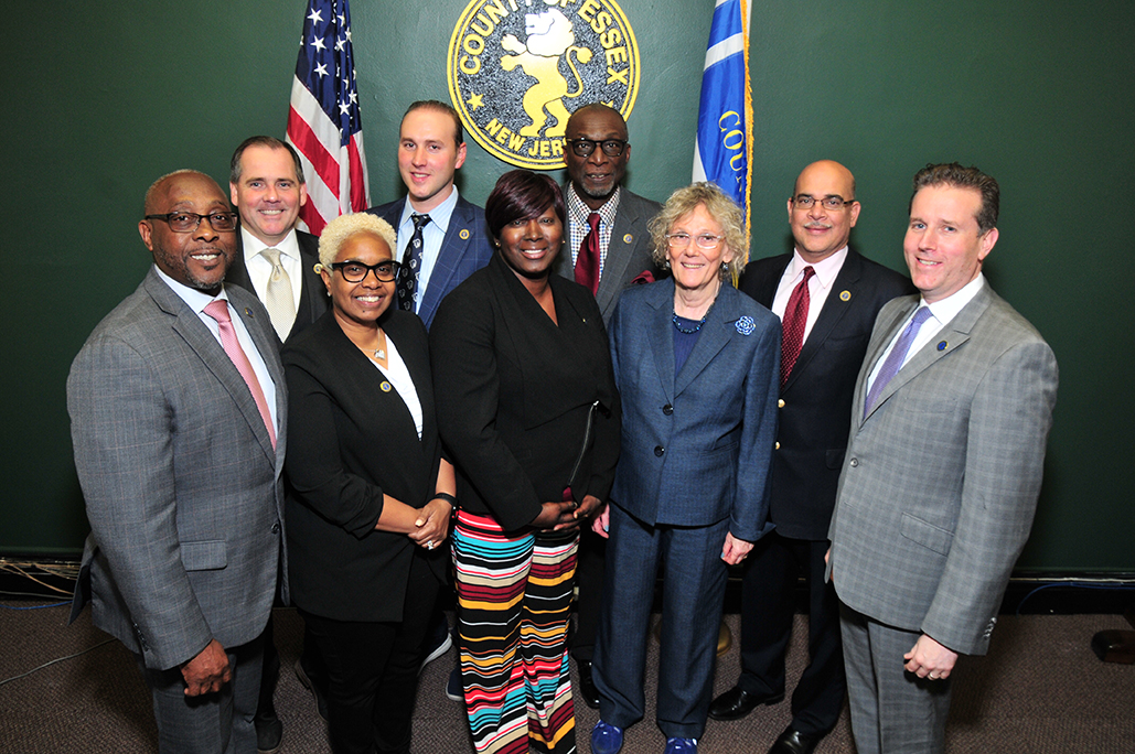 ESSEX COUNTY FREEHOLDERS LAUNCH NEW AND IMPROVED WEBSITE