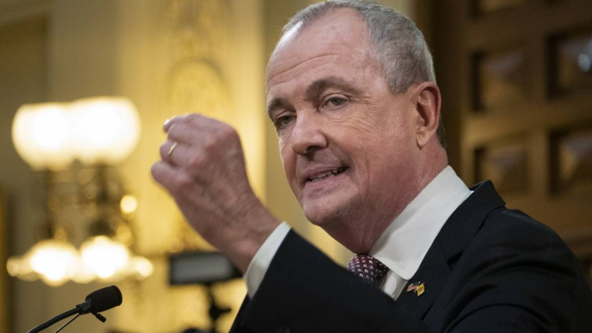 Governor Murphy asks for Statewide Curfew to combat Coronavirus Outbreak