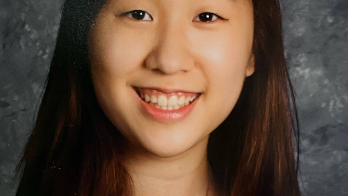 ESSEX COUNTY COMMISSIONERS HONOR LIVINGSTON HIGH SCHOOL'S HANNAH KIM ON RECEIVING SCHOLASTIC ART AND WRITING AWARDS